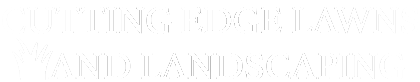 Cutting Edge Lawns Logo